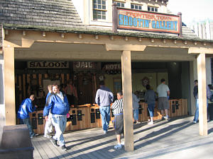Frontiertown Shooting Gallery
