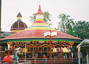 Kiddy Kingdom Carousel
