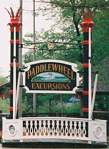 Paddlewheel Excursions